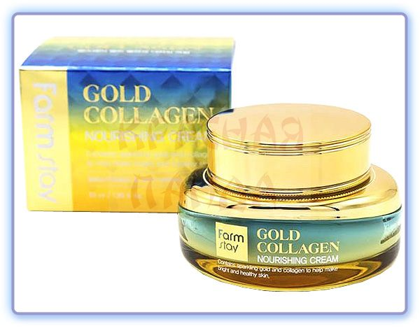 FarmStay Gold Collagen Nourishing Cream