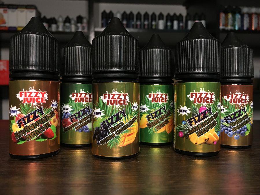 Жидкость Fizzy Juice SALT 30мл