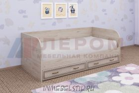 Кровать КР-1042 с ящиками