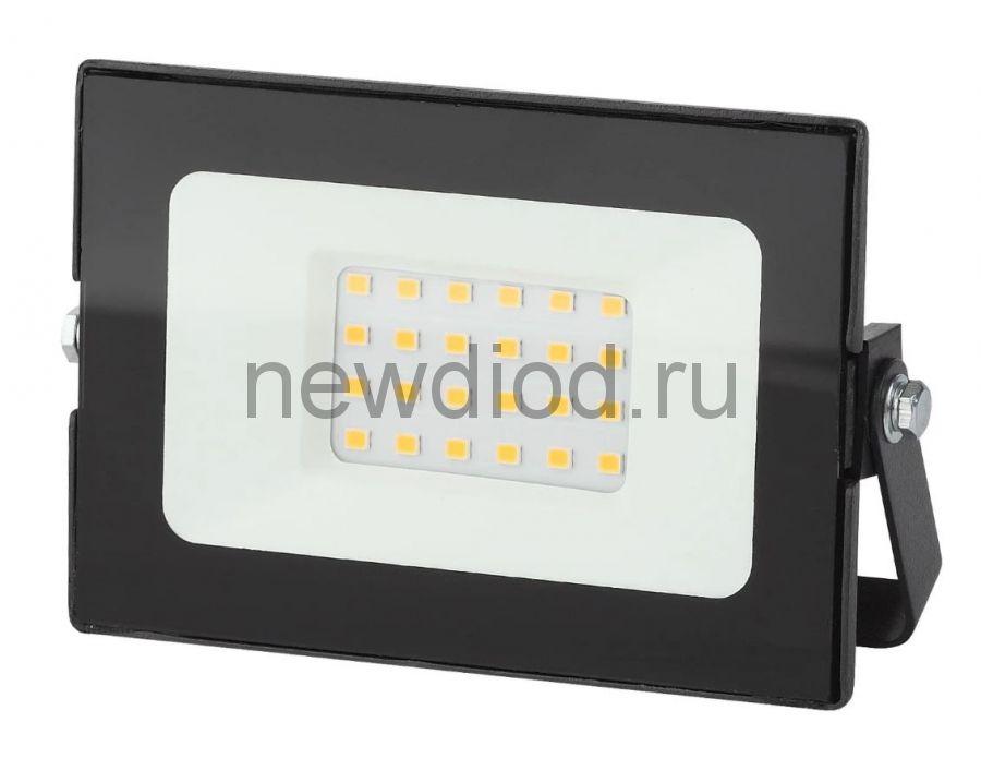 Прожектор светодиодный уличный 50Вт 4000Лм 4000К 183х131х36 ЭРА