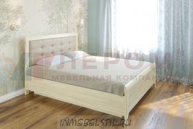 Кровать КР-1031 с мягким изголовьем и подъёмным механизмом