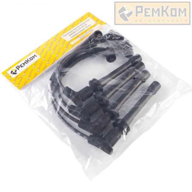 RK03008 * 2112-3707080 * Провода высоковольтные для а/м 2110-2112 силиконовые 16-кл.