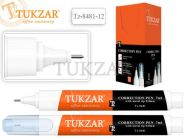 "Корректирующая ручка ""Tukzar"", 7 мл (арт. tz 8481-12)"