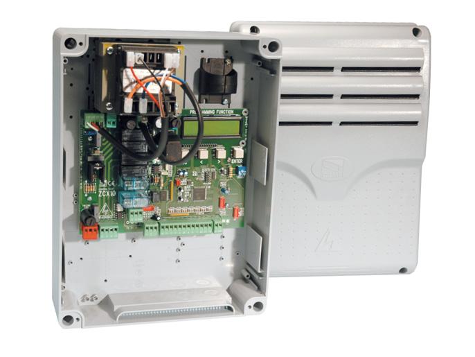 ZL19N Блок управления с расширенным набором функций (002ZL19N)