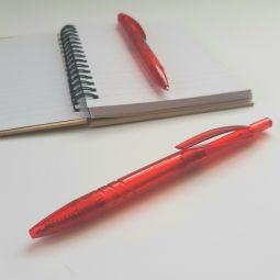 ручки из переработанного пластика