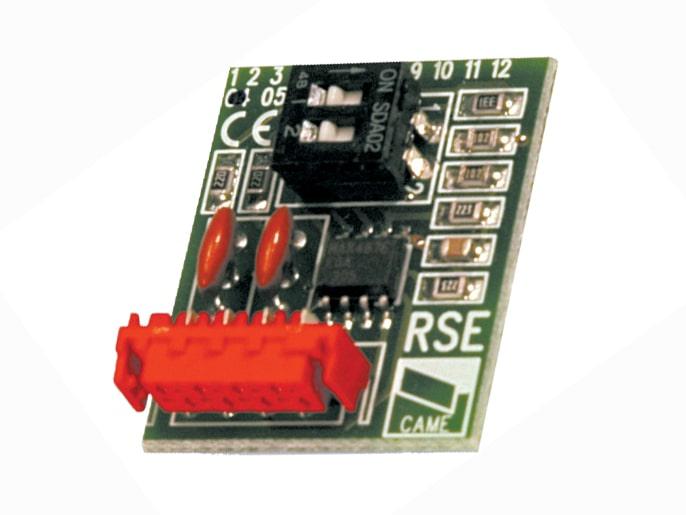 RSE Плата для синхронной работы автоматики и передачи данных по CRP (002RSE)
