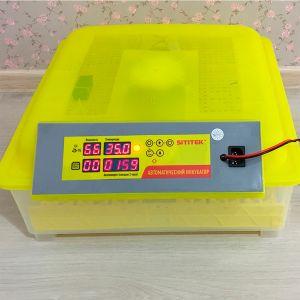 Инкубатор автоматический SITITEK 48