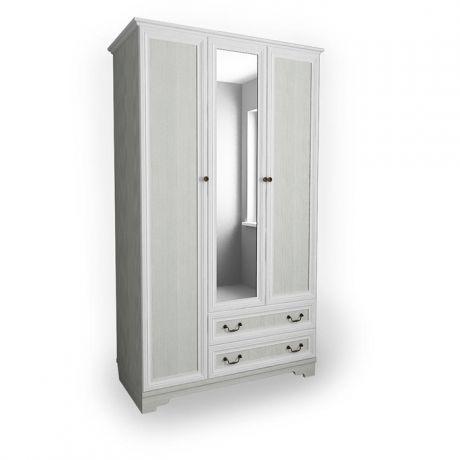 Шкаф 3-х створчатый С Зеркалом «Классика»