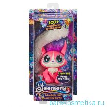 Lil' Gleemerz Adorbrite от Mattel цвет розовый