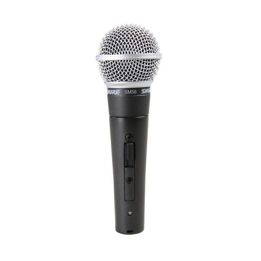 SHURE SM58S Микрофон динамический