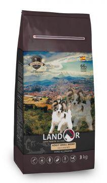 Ландор для взрослых собак мелких пород с мясом утки (LANDOR SMALL BREED DOG)