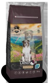 Ландор для пожилых и взрослых собак всех пород (LANDOR DOG SENIOR & ADULT)