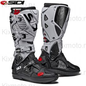 Ботинки Sidi Crossfire 3 SRS мод. 2019г., Серо-чёрные