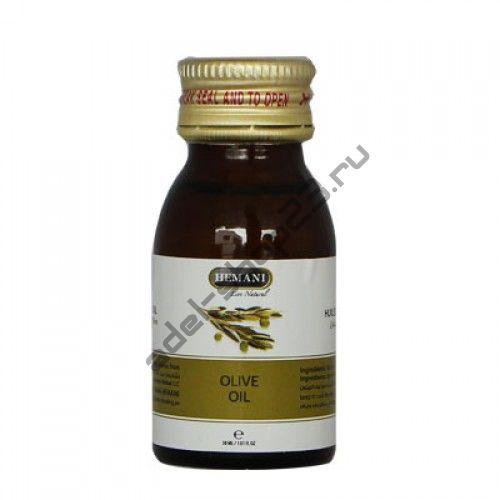 Hemani - Масло оливковое, 30мл