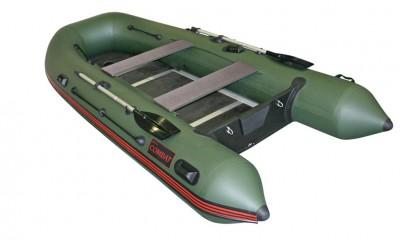 Лодка ПВХ «Комбат- 380Е»