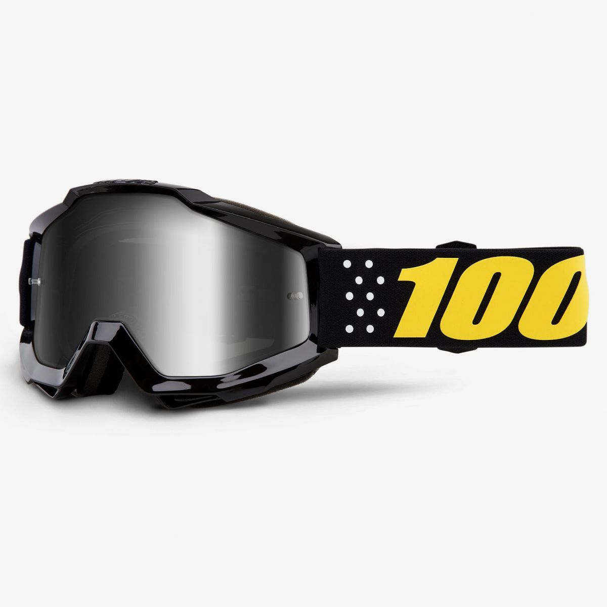 100% - Accuri Pistol Mirror Lens, очки, зеркальная линза