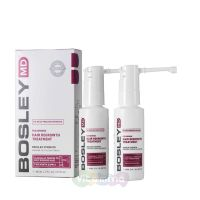 BOSLEY MD Усилитель роста волос для женщин 2% For Women Hair Regrowth 2%, 60мл x 2