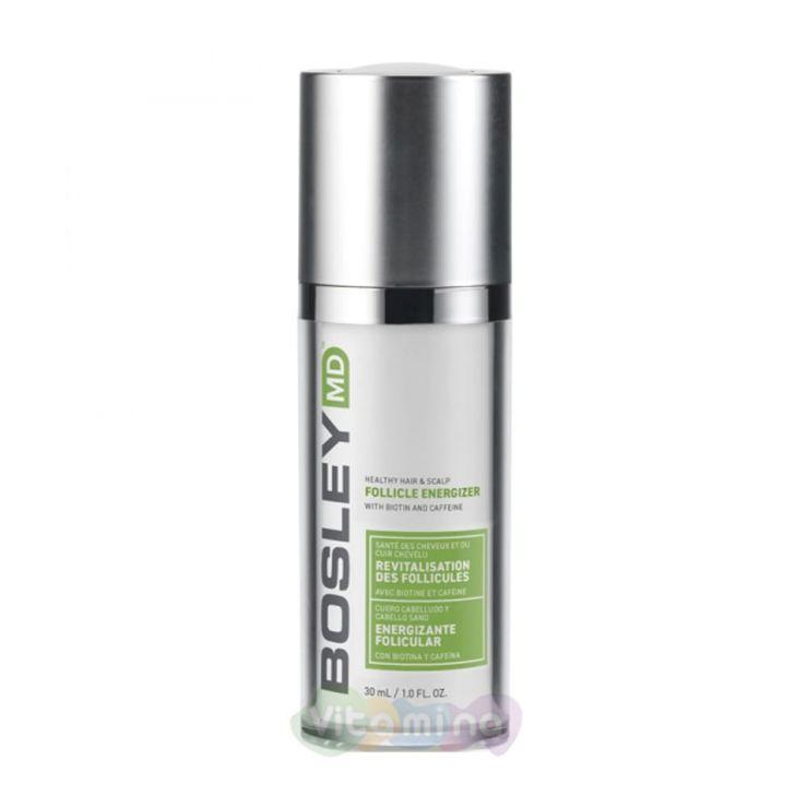 BOSLEY MD Биостимулятор фолликул волос Healthy Hair Follicle Energizer, 30мл