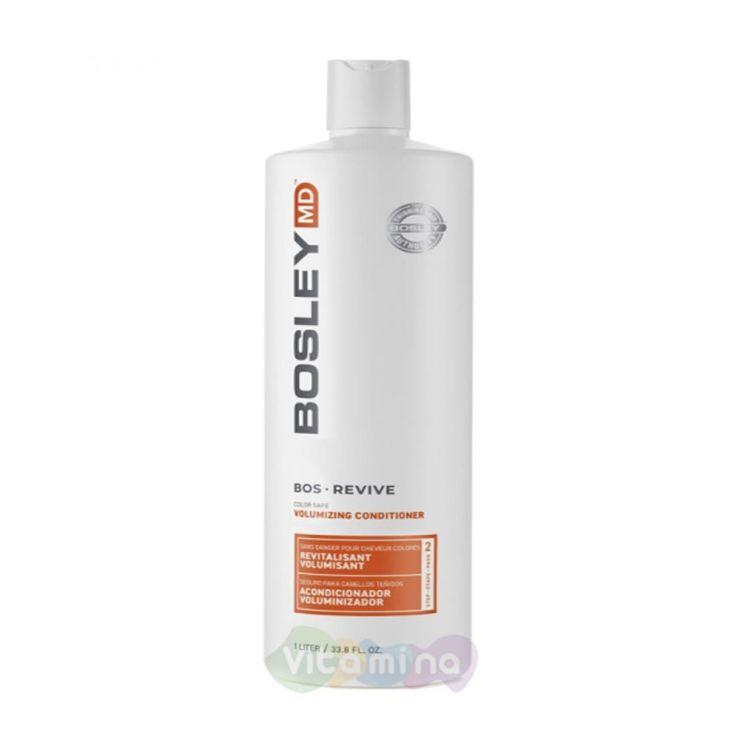 BOSLEY MD Кондиционер-активатор от выпадения и для стимуляции роста волос (для окрашенных волос) BOSRevive Color Safe Volumizing Conditioner