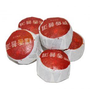 Шу Пуэр Сяо То в бумаге коричневый, 5 гр