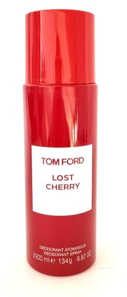Парфюмированный дезодорант Tom Ford Lost Cherry 200 ml (Для женщин)