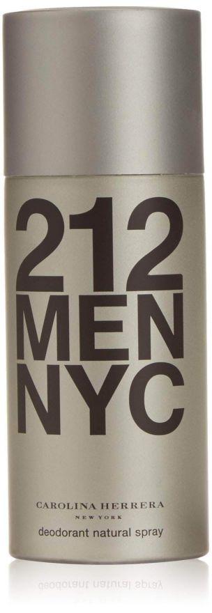 Парфюмированный дезодорант CH 212 Men 150 ml (Для мужчин)