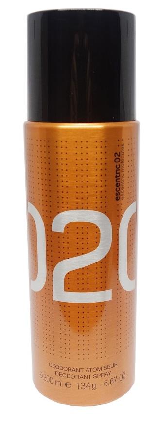 Парфюмированный дезодорант Escentric Molecules Escentric 02 200 ml (Унисекс)
