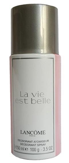 Парфюмированный дезодорант Lancome La vie est belle 150 ml (Для женщин)