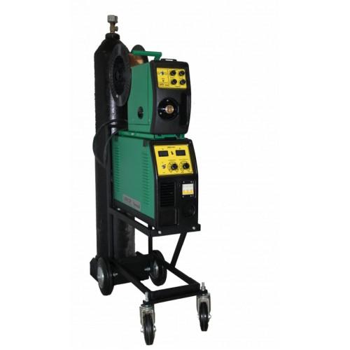 Сварочный полуавтомат 3 фазный ПДГ-500ИПТ (тележка под газовый баллон)