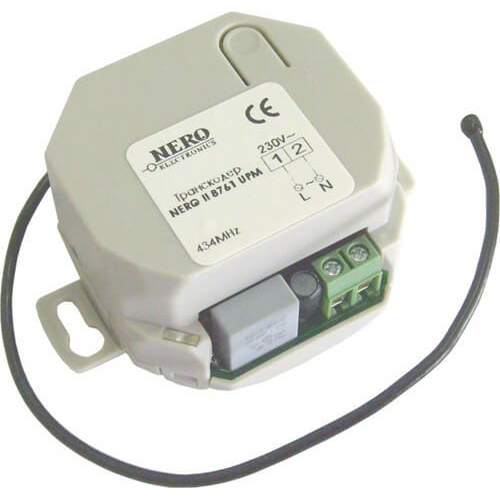 Транскодер во встраиваемом корпусе Nero II 8761 UPM