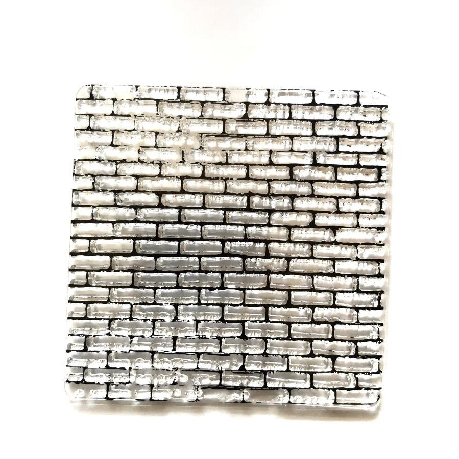 Штамп силиконовый Кирпичная стена