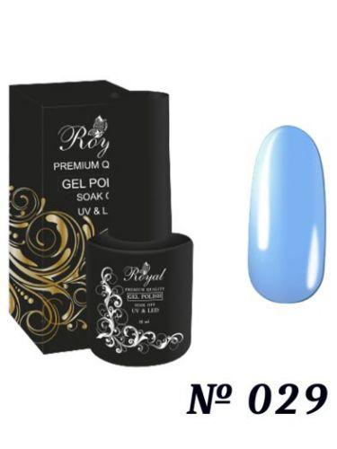 R029 Гель-лак ROYAL 10 мл