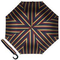 Зонт складной Pasotti Auto Classic Pelle Alfred Yellow