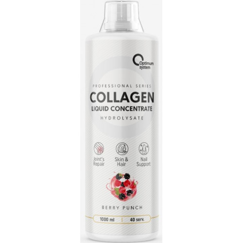 Optimum System Collagen Concentrate Liquid 1000 ml