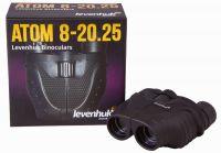 Бинокль Levenhuk Atom 8–20x25 - применение