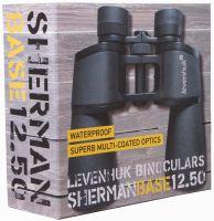 Бинокль Levenhuk Sherman BASE 12x50 - упаковка