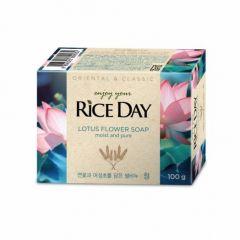 609032 LION Мыло Riceday Soap 100g (Cheong)