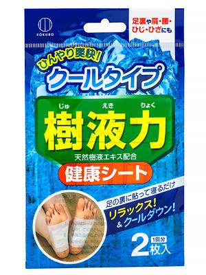 Оздоровительно-профилактические пластыри освежающие.