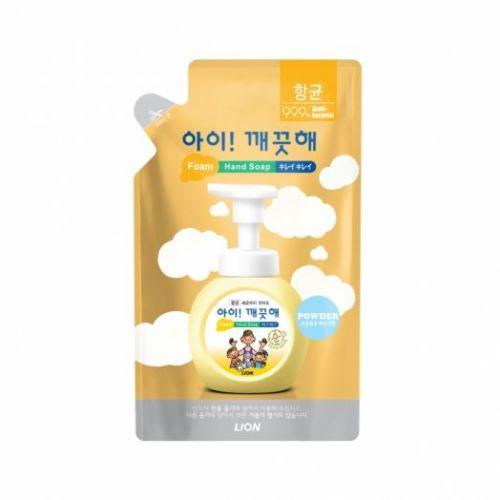 614265 LION Пенное мыло для рук для чувствительной кожи Ai kekute Foaming handsoap sensitive 200ml refill