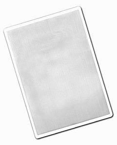 Лупа линза Френеля 3х (95х135 мм) гибкая