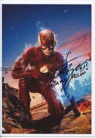 Автограф: Грант Гастин. Флэш / The Flash