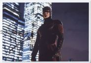 Автограф: Чарли Кокс. Сорвиголова / Daredevil