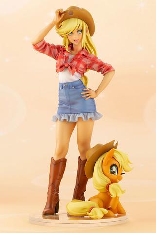 Фигурка My Little Pony Bishoujo - Applejack