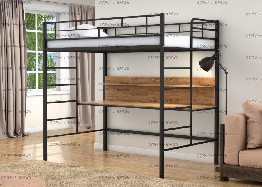 Кровать-чердак Амстердам Лофт (90х190)