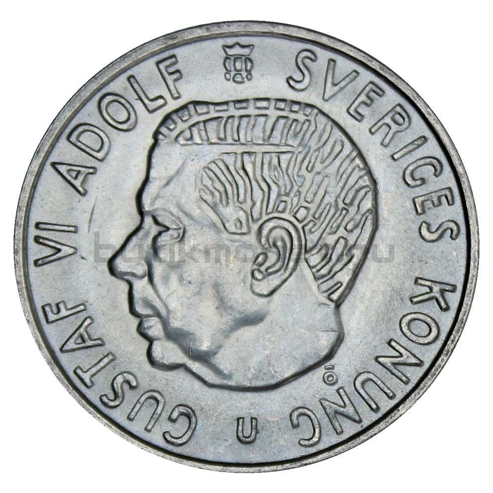 2 кроны 1971 Швеция