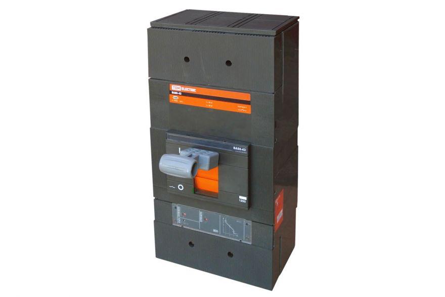 Автоматический выключатель TDM ВА88-43 SQ0707-0064