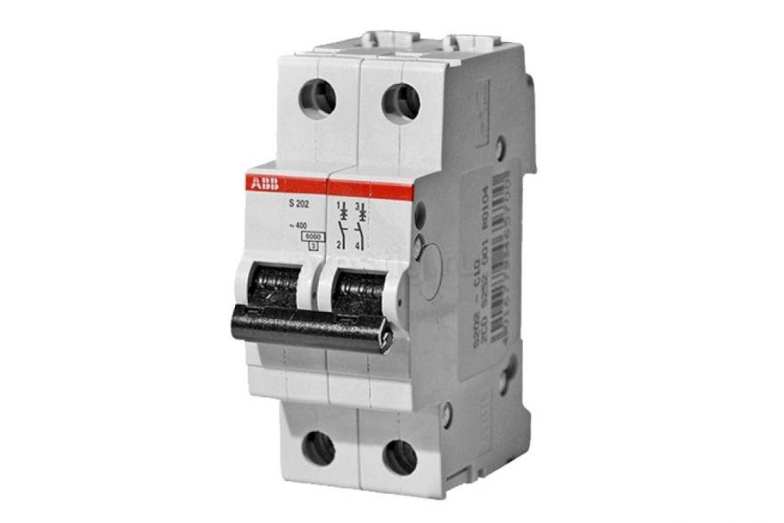 Автоматический выключатель ABB S202 STOS202C10