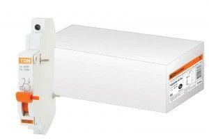 Дополнительный контакт на DIN-рейку TDM КС47 SQ0206-0196