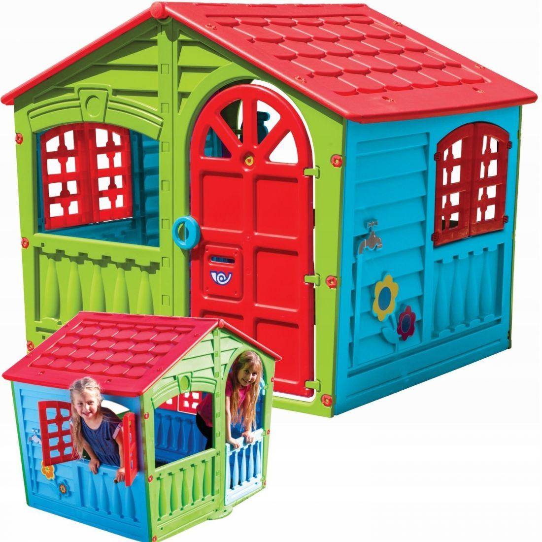 Садовый домик для детей PalPlay