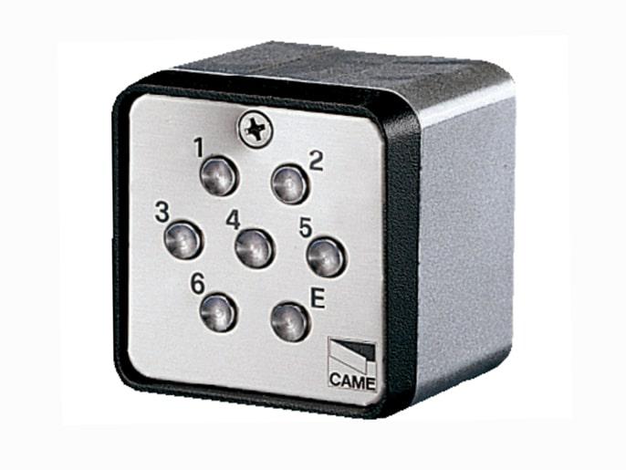 S7000 Клавиатура кодонаборная накладная, 7-кнопочная (001S7000)